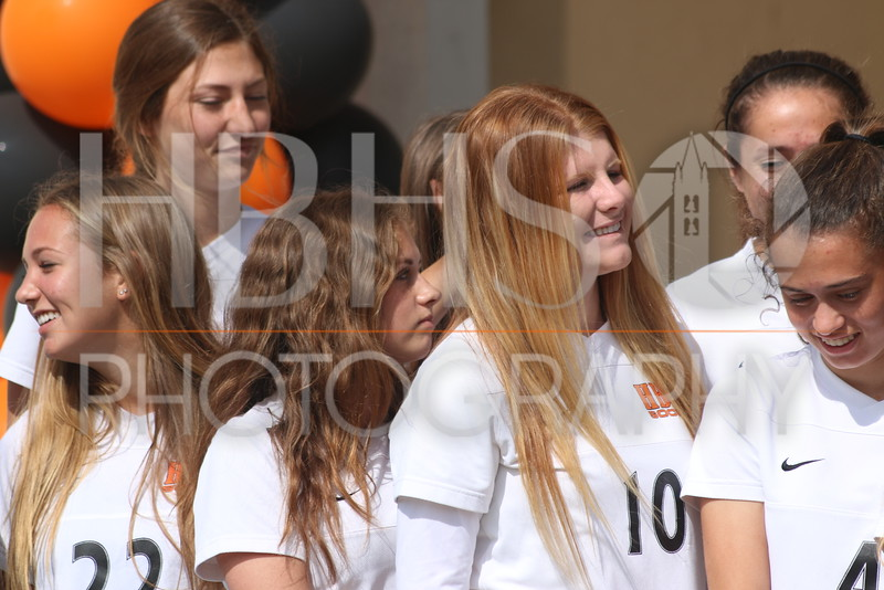 Soccer Pep Rally