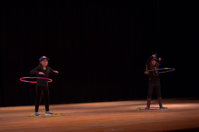 Hula Hoop Extravaganza by Reese McCutchen and Lianna Martone