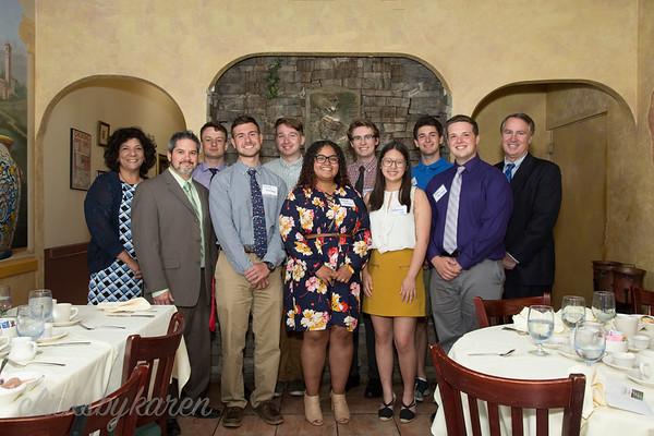 Suffern Rotary Luncheon for Scholarship Winners