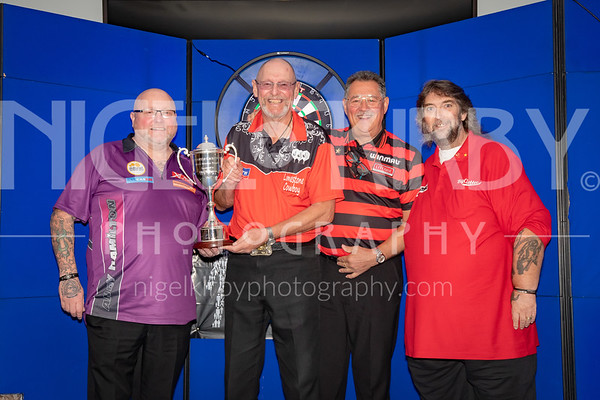 Uttoxeter Darts Masters 2019