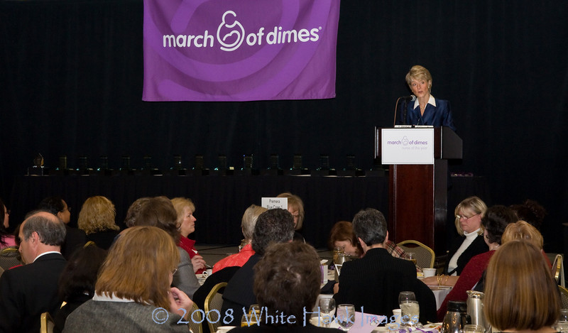 2008 March of Dimes Nurse of the Year Event, at the Hilton Bellevue