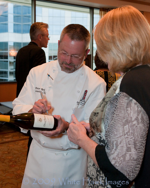 2009 March of Dimes Signature Chef's Auction, Seattle Sheraton