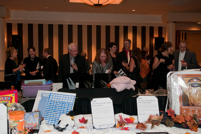 2009, auction, March of Dimes, Seattle, Sheraton, Signature Chef's Auction