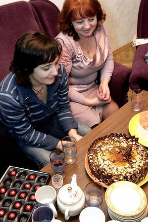 2011-11-26 - Anne's mother birthday