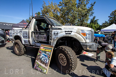 Nitto Trail Grapplers on the Ultimate Super Dirty, Peterson's 4-Wheel and Offroad Magazine Offroad Expo, Pomona, California 06 October 2013