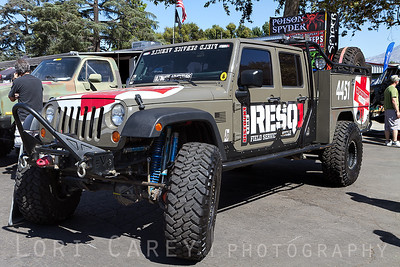 Discount Tire's RESQ1 Field Service Vehicle Lucas Oil Offroad Expo Pomona, CA 05-06 October 2013