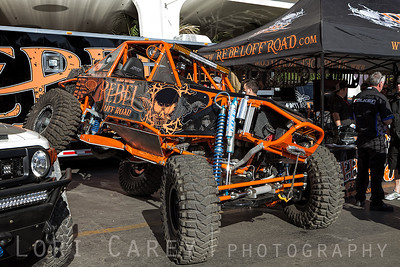 George Kane's Ultra4 Holy Moly King of the Hammers racer  Halloween Edition, sponsored by Rebel Offroad Lucas Oil Offroad Expo Pomona, California 05-06 October 2013