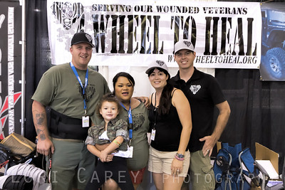 4 Wheel To Heal at Offroad Expo Pomona, California  06-07 October 2013