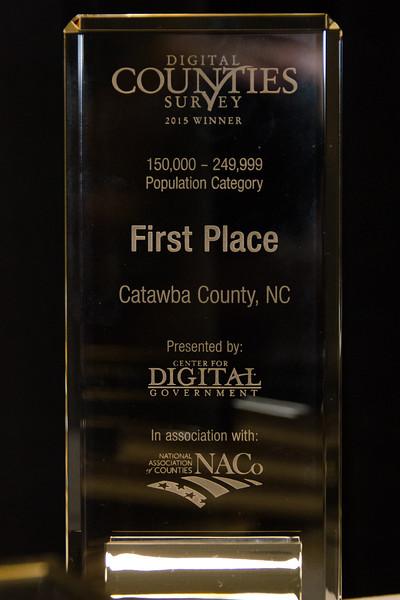 2015 Digital Counties Awards