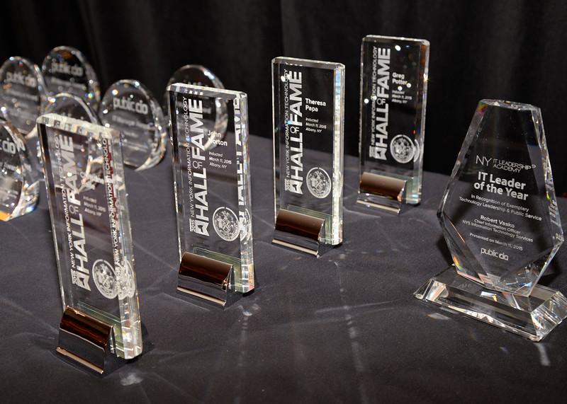 2015 GTC NY IT Leadership Academy Awards  March 11, 2015 Albany, NY