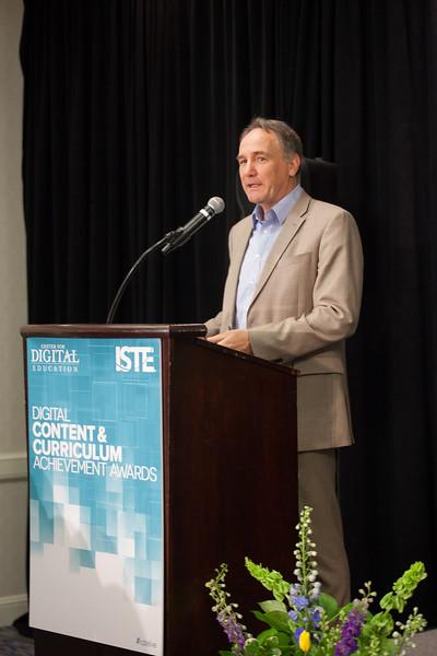 2016 Digital Content and Curriculum Achievement Awards