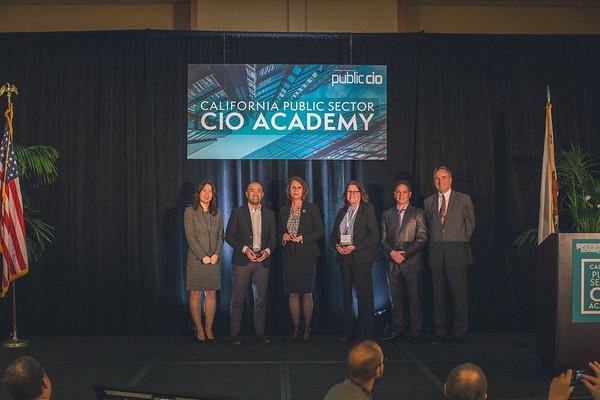 2018 CA CIO Academy
