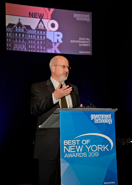 Best of New York IT Awards GTC Albany Capital Center  Government Technology