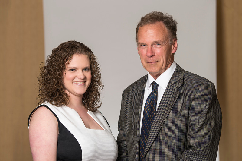 Amy Loudermilk and Dean Thomas Prohaska