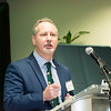 Alex Tabarrok, Professor, Economics/General Director, Center for Study of Public Choice, at the James M. Buchanan and Vernon L. Smith Dedication at George Mason University Arlington Campus.  Photo by:  Ron Aira/Creative Services/George Mason University