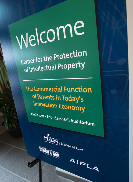 Center for the Protection of Intellectual Property conference