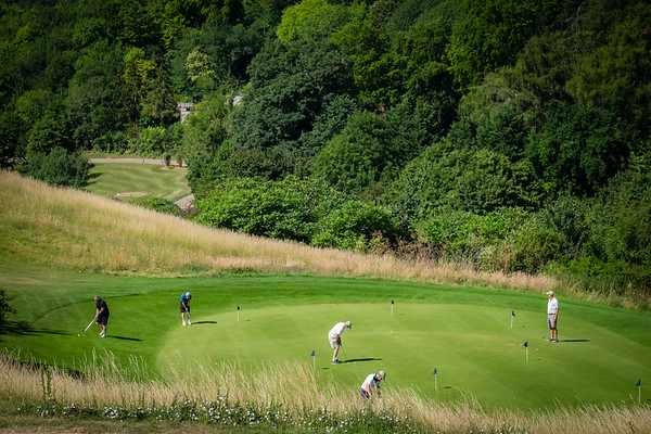 BP Shipping Golf Day at Wycombe Heights. 7th July 2017.