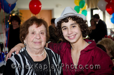 Bar Mitzvah at the Congregation Beth Chaim 329 Village Road East Princeton Junction, New Jersey & Party at the Scottish Rite 103 Dunns Mill Road, Bordentown, New Jersey