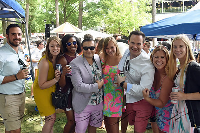 Bentley University Day at the Races 2017