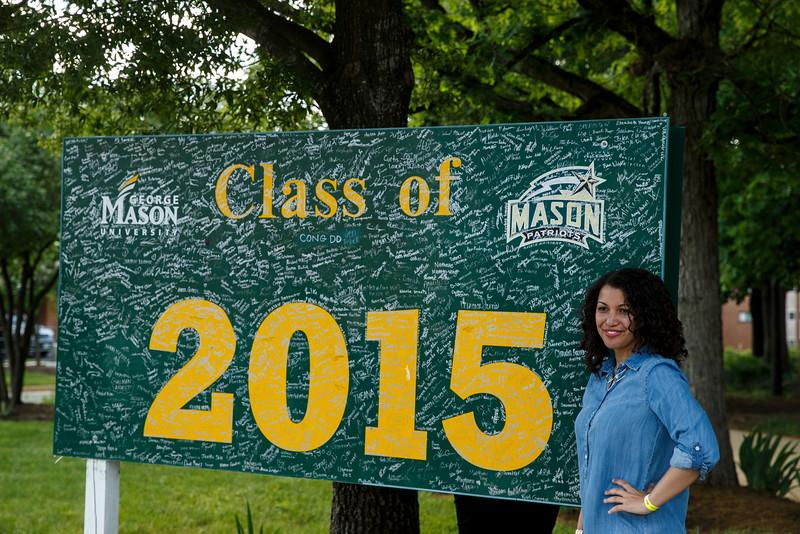 2015 Grad Toast