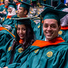 2016 Winter Graduation at the Fairfax Campus. Photo by Samuel Robbins/Creative Services/George Mason University