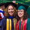2016 Winter Graduation at the Fairfax Campus. Photo by Samuel Robbins/Creative Services/George Mason University