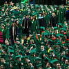 2017 Winter Graduation at the Fairfax Campus. Photo by Bethany Camp/Creative Services/George Mason University