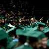 2018 Winter Graduation. Photo by Bethany Camp/Creative Services/George Mason University