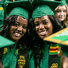 2018 Winter Graduation. Photo by:  Ron Aira/Creative Services/George Mason University