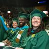 2018 Winter Graduation. Photo by:  Ron Aira/Creative Services/George Mason University