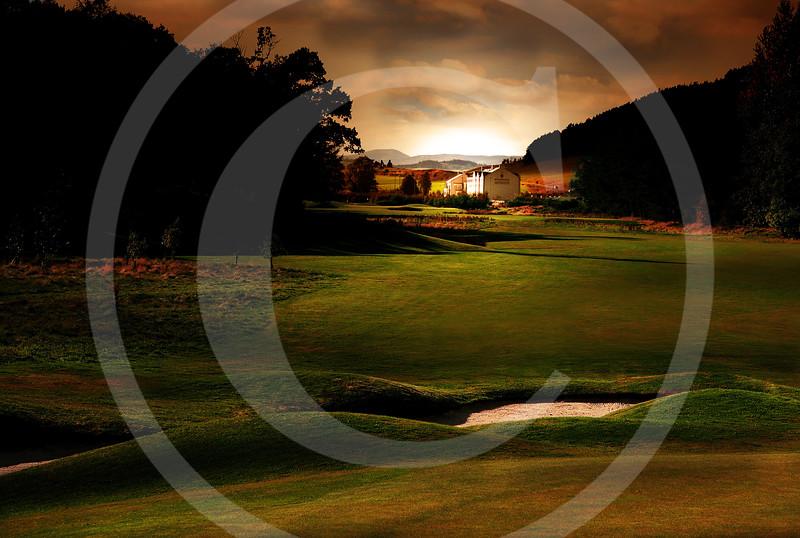 Macdonald Cardrona Hotel - Golf Course