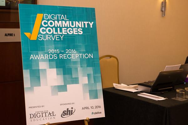 2016 Digital Community Colleges Survey Awards