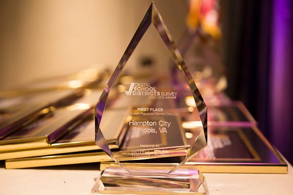2015-2016 Digital School Districts Survey Awards