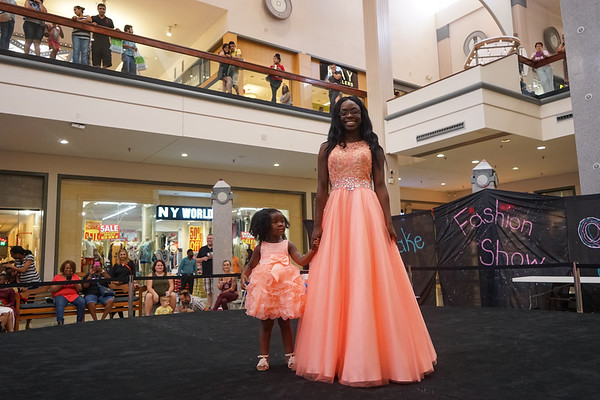 Paige's Etiquette and Northlake Mall Back To School Fashion Show.