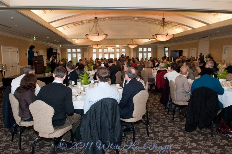 "EADS ""The Challenges Ahead"" 2011 Luncheon"