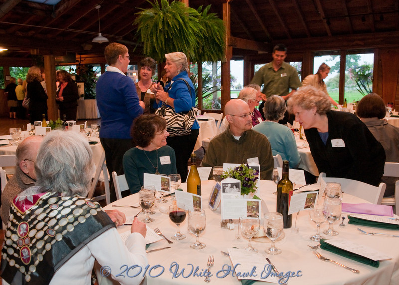 "EADS annual fundraising dinner ""Weave Your Dreams With EADS"" at the Kiana Lodge"