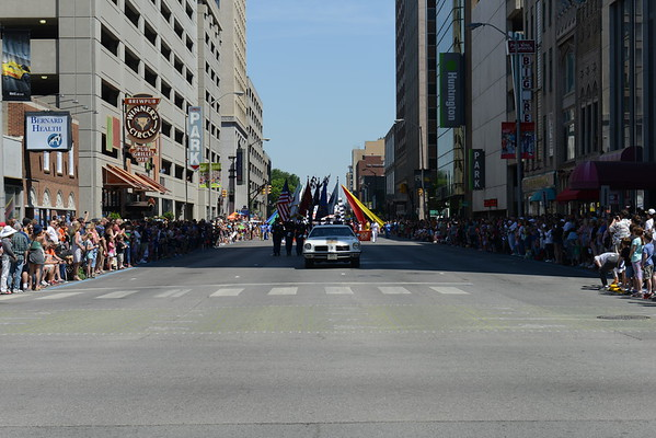 Indy 500 Parade