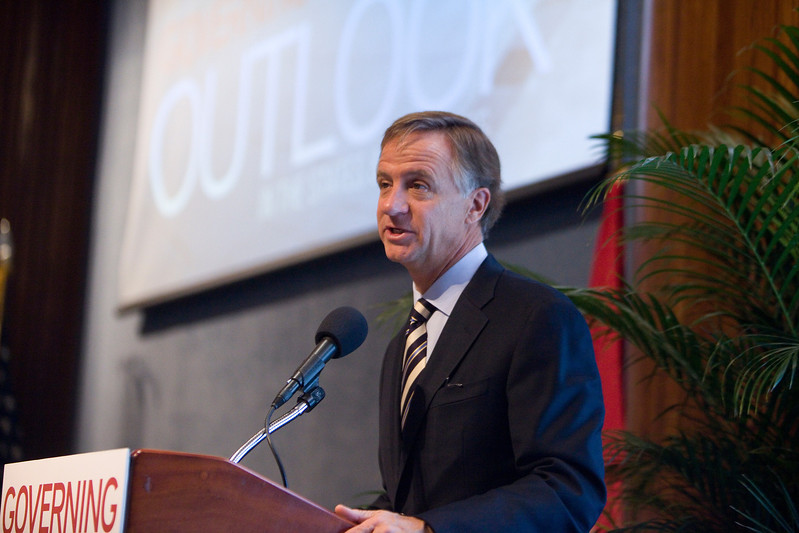 Bill Haslam, Governor, Tennessee