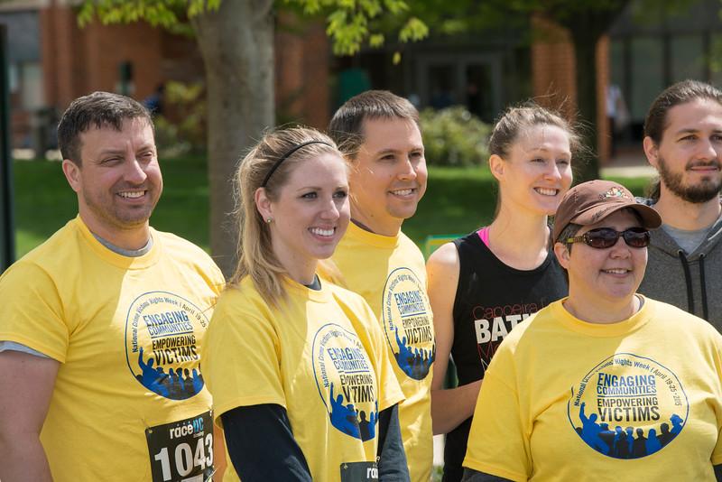 19th Annual Victim's Rights 5K Run and Walk