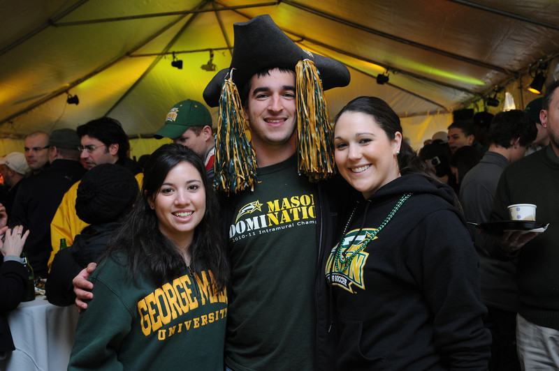 Homecoming 2012 block party. Photo by Evan Cantwell/Creative Services