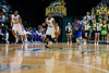 Homecoming men's basketball game against Georgia State. Photo by Craig Bisacre/Creative Services/George Mason University