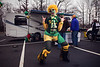 Students and alumni attend the 2013 Mason Homecoming block party. Photo by Will Martinez/Creative Services/George Mason University