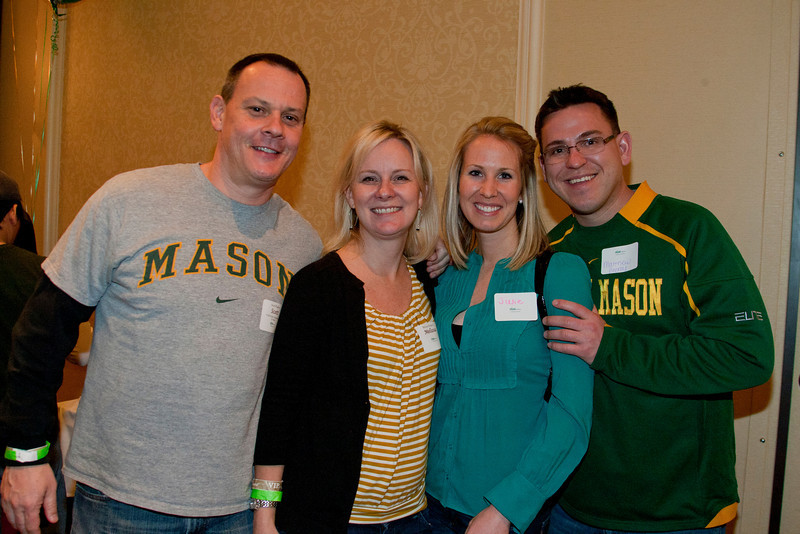 Homecoming alumni after party . Photo by Craig Bisacre/Creative Services/George Mason University