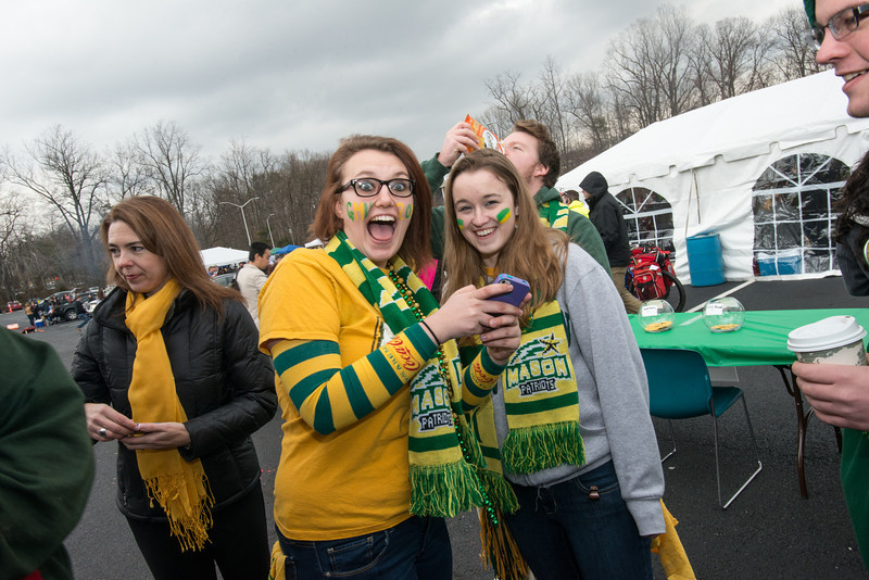Homecoming 2013 block party. Photo by Evan Cantwell/Creative Services/George Mason University