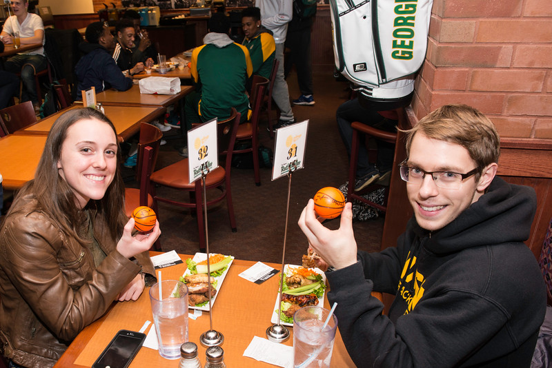 Home Coming at The Rathskeller.  Photo by:  Ron Aira/Creative Services/George Mason University