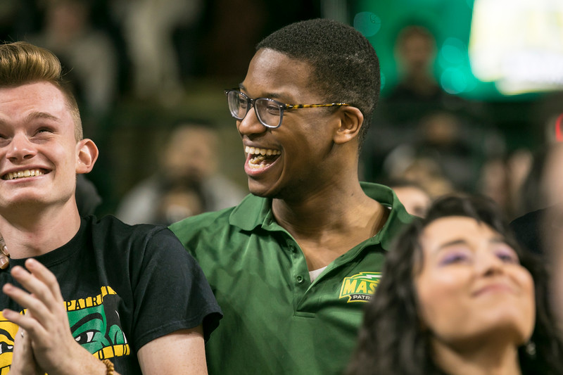 Homecoming 2018.  Photo by:  Ron Aira/Creative Services/George Mason University