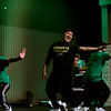 Student organizations compete in the 2019 Lip Sync Battle as part of Homecoming week. Photo by Bethany Camp/Creative Services/George Mason University