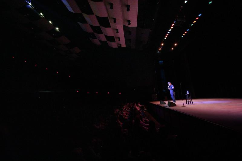 George Mason Homecoming Opener. Colin Jost of SNL Photo By Ian Shiff/Creative Services/George Mason University