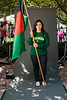 Meena Ranmanyar, International Week portraits on Fairfax Campus. Photo by Alexis Glenn/Creative Services/George Mason University