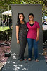 Manasa and Viraj, International Week portraits on Fairfax Campus. Photo by Alexis Glenn/Creative Services/George Mason University